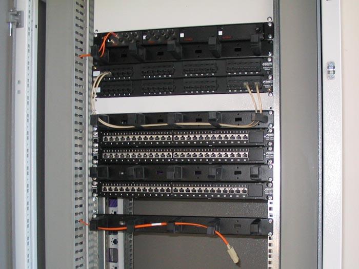 Schema Impianto Cablaggio Strutturato : Network « wire connect